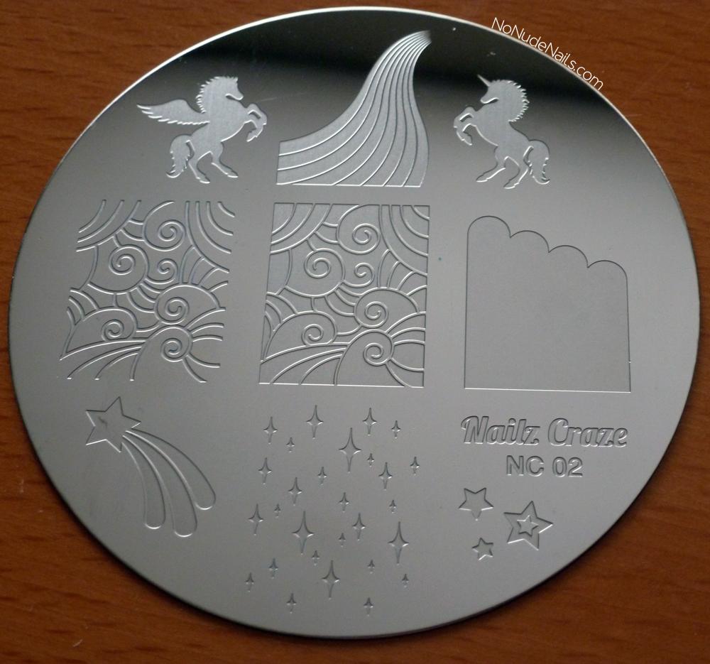 Nailz Craze image plates