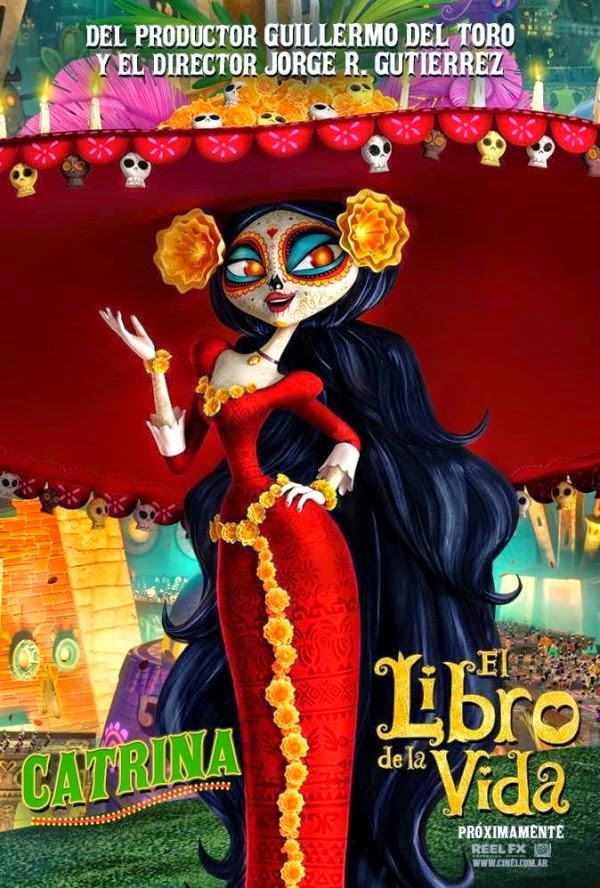 Character Design The Book Of Life : The book of life teaser trailer