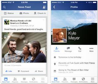 Facebook, Facebook Apps, Facebook for iOS