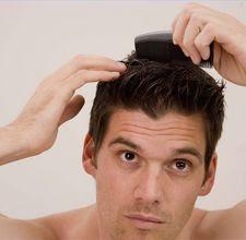 cara sikat rambut