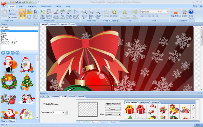 Greeting Card Designer 2.30 Software + Serial Key