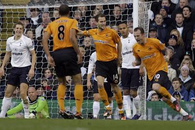 Tottenham Hotspurs 1 -1 Wolves (1)