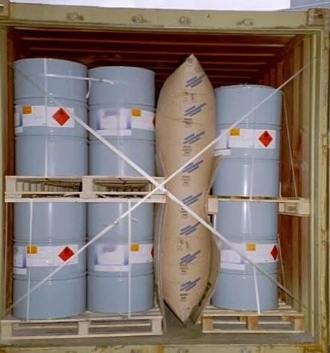 貨櫃填充氣袋/重件綑綁帶