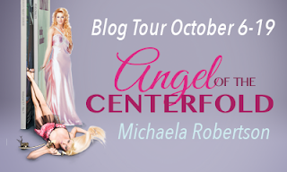 Blog Tour - Angel of the Centerfold by Michaela Robertson