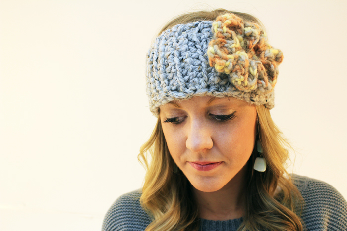 crochet headband