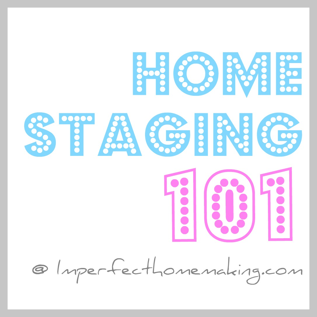 Home Staging 101 Part 2 My Living Room The Complete