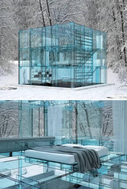 10 Konsep Rumah Kaca yang Sangat Menakjubkan - raxterbloom.blogspot.com