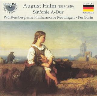 HALM, A. - Sinfonie A-dur