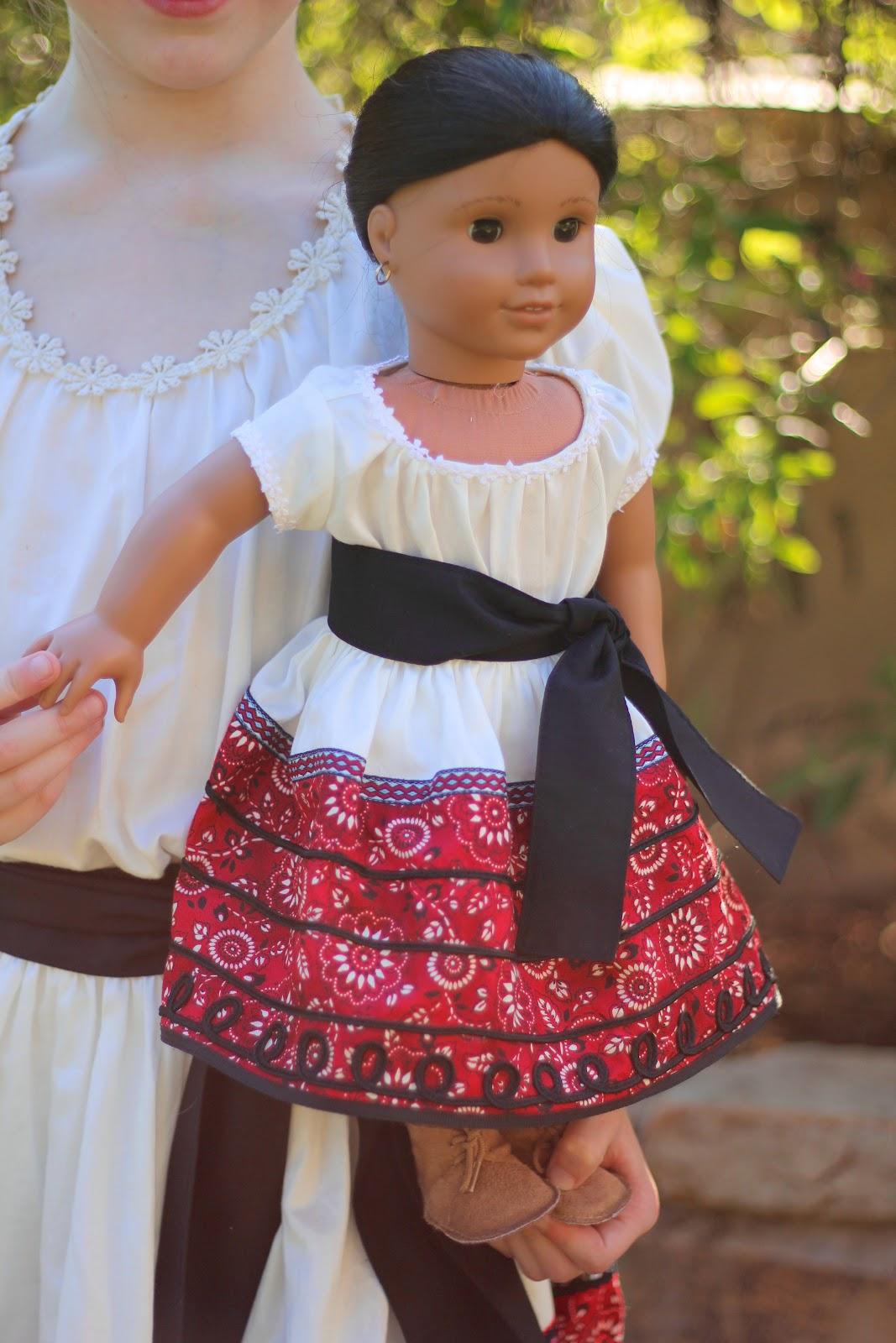 saint nolt sews american girl josefina costume. Black Bedroom Furniture Sets. Home Design Ideas