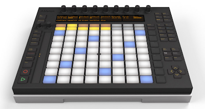 Ableton Live 9, Push