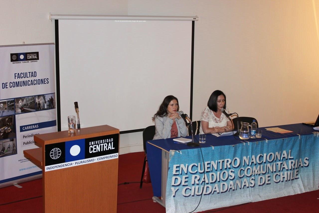 "Javiera Olivares: ""La sociedad exige ser visualizada"""