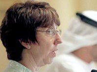 Baroness Catherine Ashton #1
