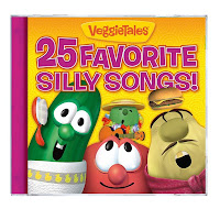 25 Favorite Silly Songs cd cover
