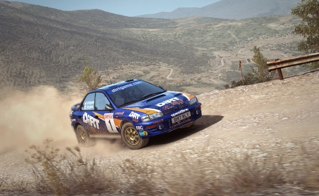 DiRT Rally Games for windows
