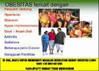 Obesitas Terkait Dengan
