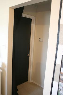 * Remodelaholic *: Black Interior Doors PR 4