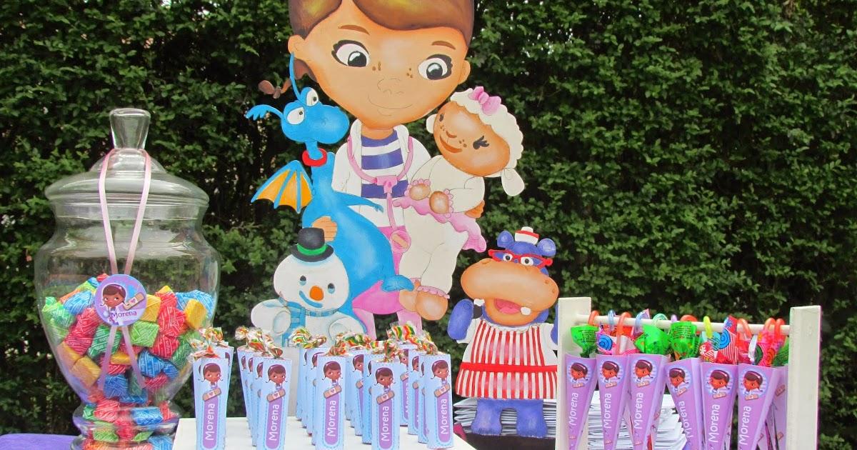 Fiestas infantiles decoradas con la doctora - Imagenes decoracion fiestas infantiles ...