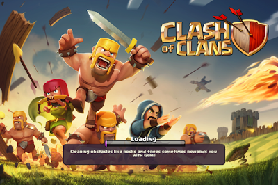 Cara Main Dua Akun Clash of Clans di Satu Ponsel Android