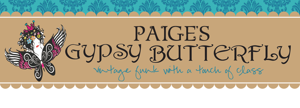 Paige's Gypsy Butterfly