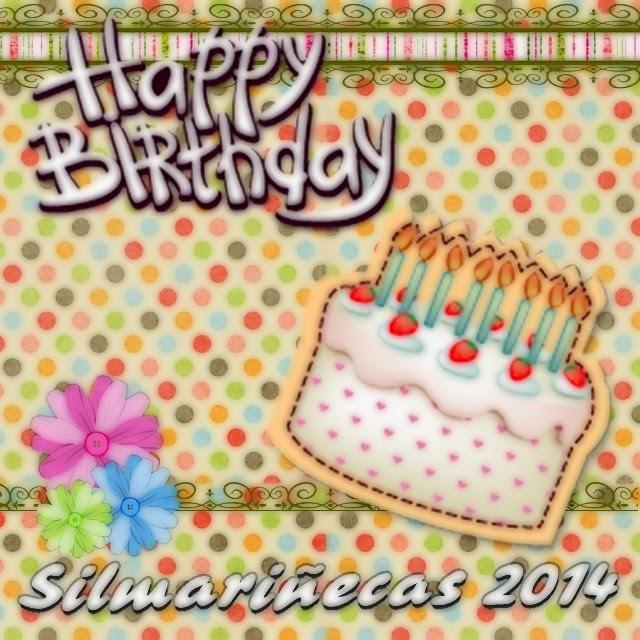 Cumpleaños de silmariñecas 2014
