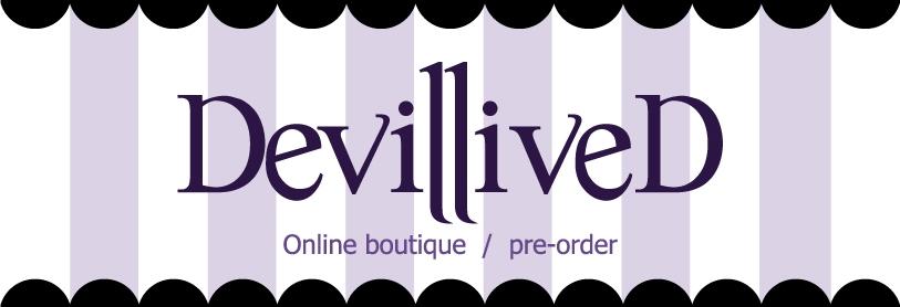 DevilliveD pre-order