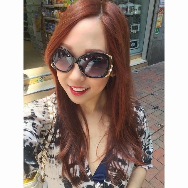 My Hair Journey Brown Blonde Red Ariel Land