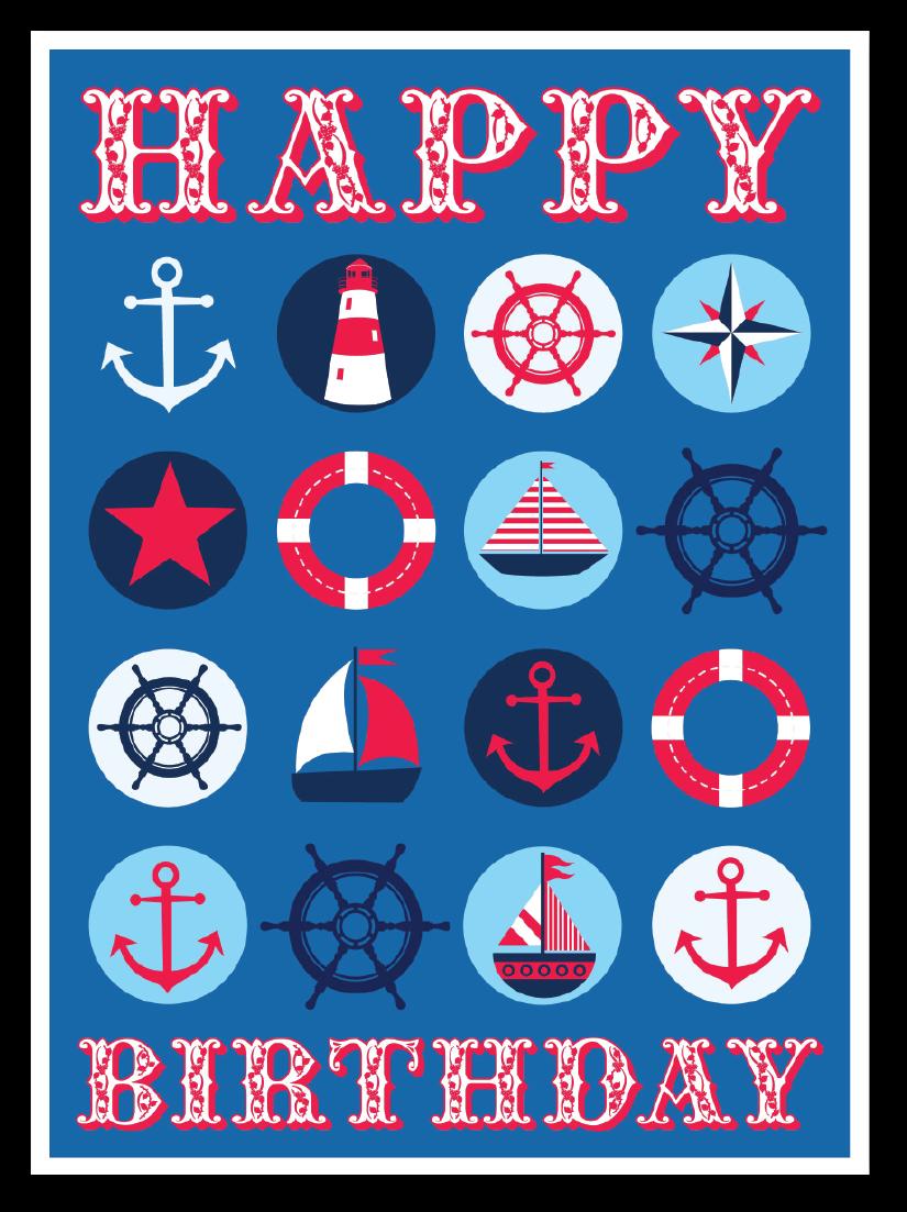 Nautical Nomad Happy Birthday Nautical Nomad Turns 1