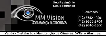 CHEGOU EM TURVO MM VISION SEGURANÇA ELETRÔNICA