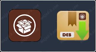 شرح حفظ ملفات تثبيت أدوات السيديا في الايفون واستعمالها بدون اتصال نت Remember explanation Cydia Tools installation files in the iPhone