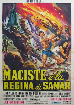 Maciste Contra Los Fantasmas (1964)