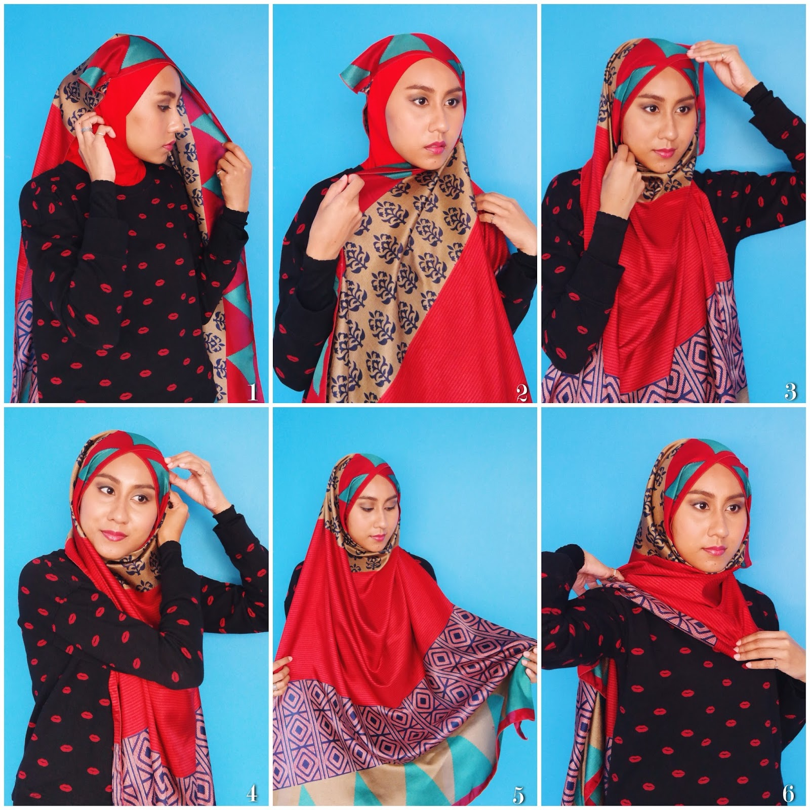 Hijab Wrapping Hijab Tutorial Turban Wrap In Different Ways Youtube