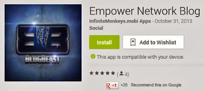 Empower Network blog beast app