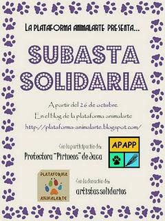También puedes ayudar a la Protectora Pirineos de Jaca