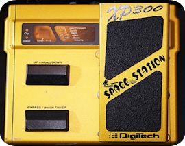 DigiTech Space Station Pedal.