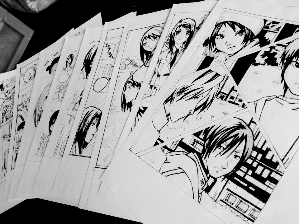 Mi vida Como Gyaru!: Un poco de mi~ ♥ Concurso nacional de dibujo ...