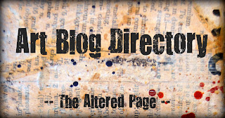 The Altered Page Art Blog Directory