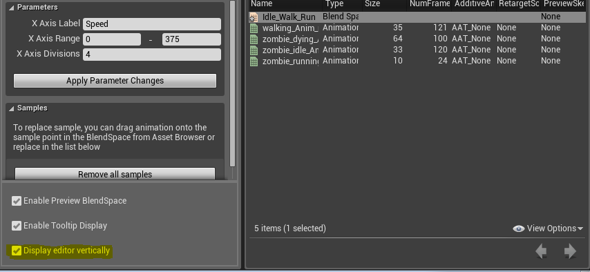 Ue4 enemy characters animations master design also for character animations you should open each animation that you are using and enable root motion malvernweather Gallery