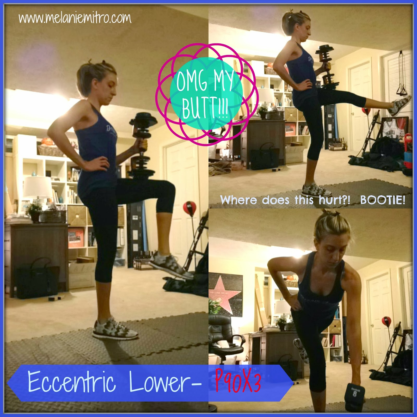 P90X3 Eccentric Lower