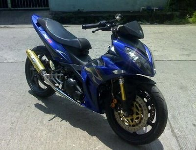 Jupiter MX Racing Biru. jupiter mx  new jupiter mx  jupiter mx 2011  yamaha new jupiter mx  harga jupiter mx 2011  jupiter mx 5 speed  yamaha jupiter mx 2011 top speed  jupiter mx injeksi  jupiter mx 2011 modified