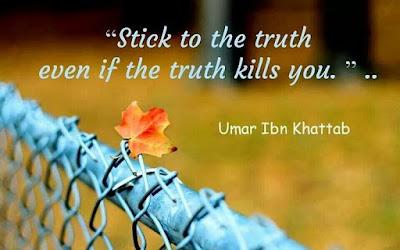Hazarath Umar Bin Khattab Advises