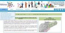 GUÍA virtual de las MIGRACIONES de Santa Cruz de Tenerife