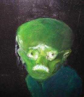 Ernesto Sabato - Autorretrato
