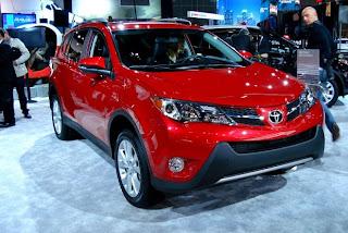 Toyota RAV4 2014 Model