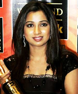 Beautiful and talented Shreya Ghoshal