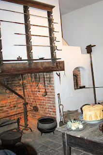 Mount Vernon kitchen