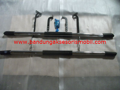 Footstep Samping Built Up Besi KATANA