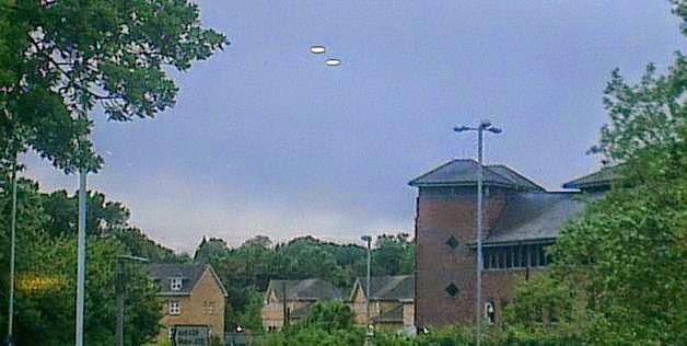 Bracknall UFO