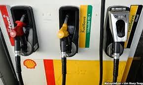 Harga Minyak Petrol Dan Diesel Terkini April 2015