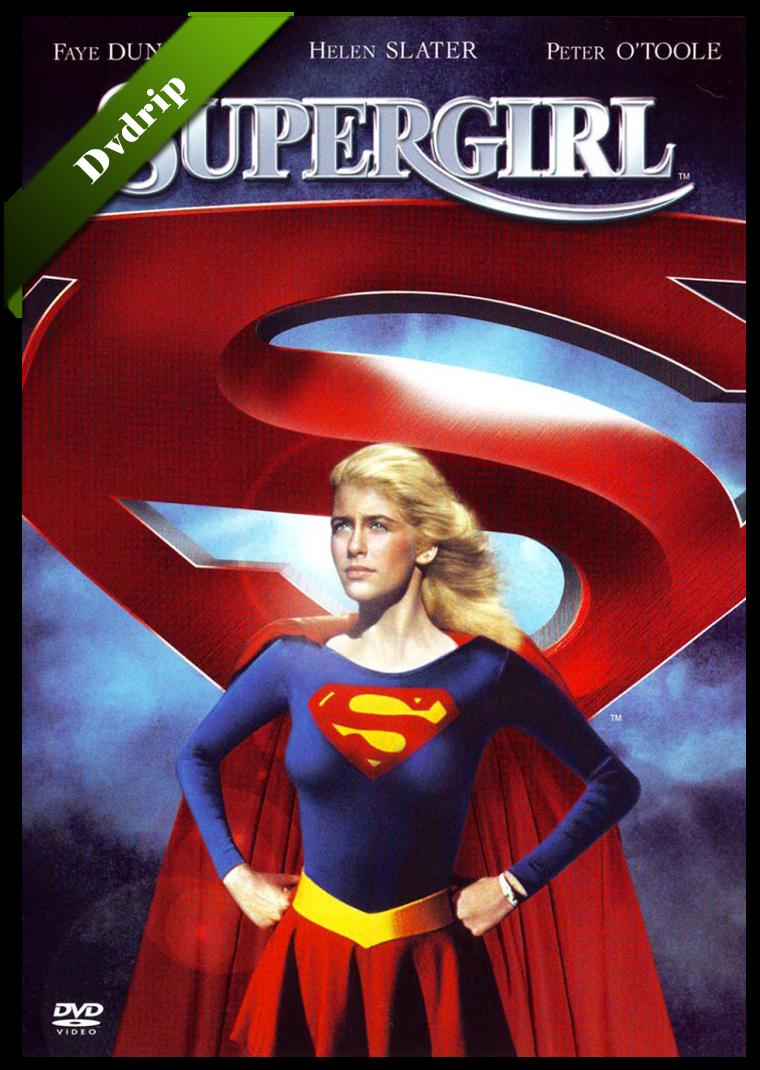 Supergirl Dvdrip Castellano 1984