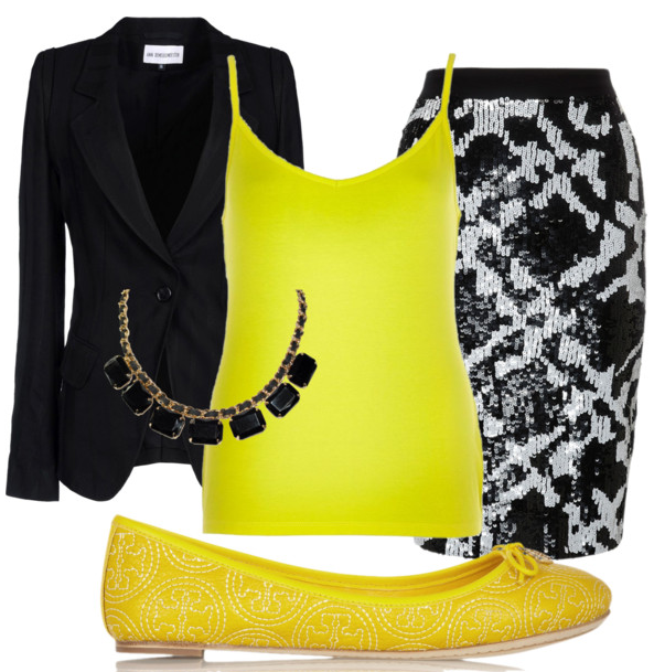 office, smart, black, yellow,